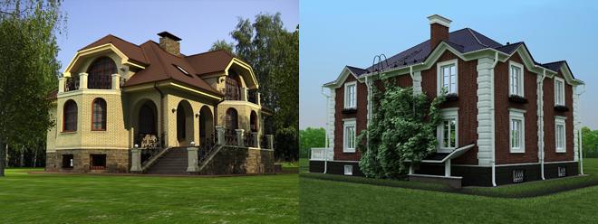 Проекты домов дуплексов на две семьи